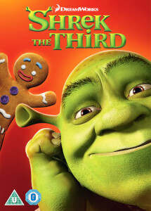 Shrek 3 (2018 Artwork Refresh)