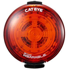 Cateye Sync Wearable 40 USB Rear Light