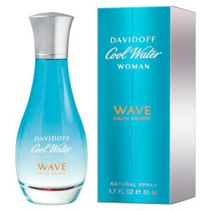 Davidoff Cool Water Woman Wave Eau de Toilette 50ml: Image 2