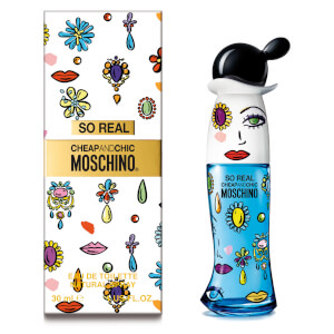 Moschino So Real Eau de Toilette 30ml Vapo