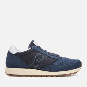 Saucony Men's Jazz Original Vintage Trainers - Navy