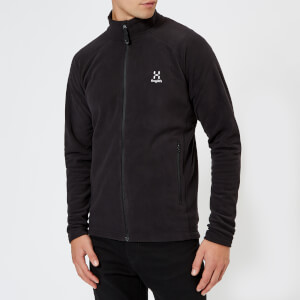 Haglofs Men's Astro Fleece Jacket - True Black