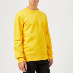 Helmut Lang Men's New York Taxi Sweatshirt - Yellow