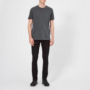 The North Face Men's Fine 2 Short Sleeve T-Shirt - Asphalt Grey: Image 3