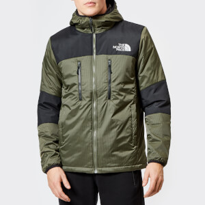 The North Face Men's Himalayan Light Synthetic Hoodie - New Taupe Green/TNF Black