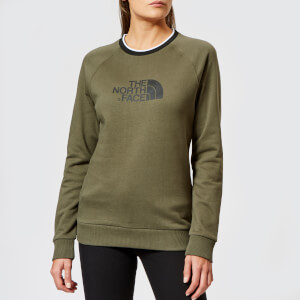 The North Face Women's Redbox Long Sleeve T-Shirt - New Taupe Green