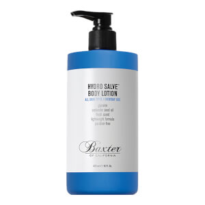 Lotion hydratante pour le corps Hydro Salve Baxter of California 473 ml