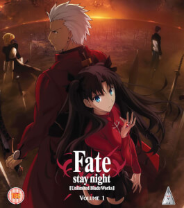 Fate Stay Night: UBW Part 1