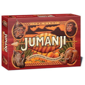 The Jumanji Classic Board Game