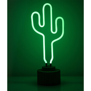 Mini Cactus Neon Lamp