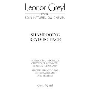 Leonor Greyl Repairing Shampoo for Bristle Damaged Hair 16ml (Free Gift)