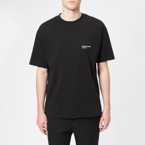Drôle De Monsieur Men's Logo T-Shirt - Black
