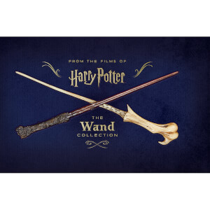 Harry Potter - The Wand Collection (Hardback)