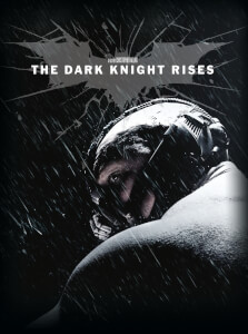 The Dark knight Rises - 4K Ultra HD Limited Edition Film Book