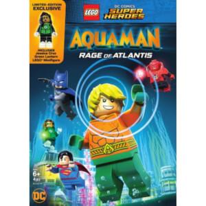 Lego Aquaman: Rage Of Atlantis - Minifig