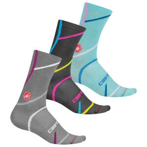 Castelli Women's Sinergia 18 Socks