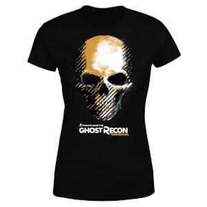 Ghost Recon Wildlands Skull Women's T-Shirt - Black