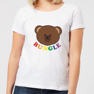 Rainbow Bungle Club Frauen T-Shirt - Weiß