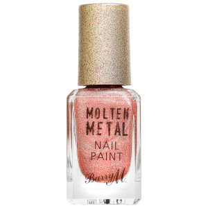 Barry M Cosmetics Molten Metal Nail Paint - Holographic Sunburst