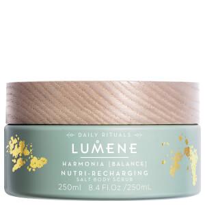 Lumene [Balance] Harmonia Nutri-Recharging Salt Body Scrub 250ml