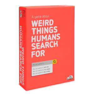 The Weird Things Humans Search For