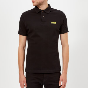 Barbour International Men's Essential Polo Shirt - Black