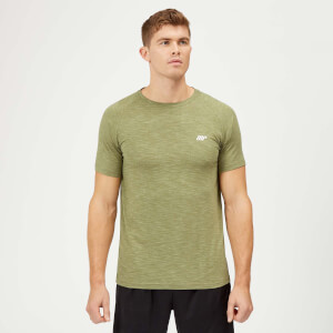 Myprotein Performance T-Shirt - Light Olive