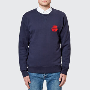 Universal Works Men's 1950 Sweatshirt - Navy