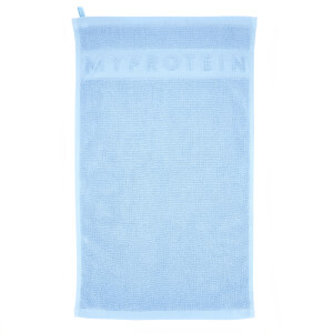 MP Hand Towel - Soft Blue