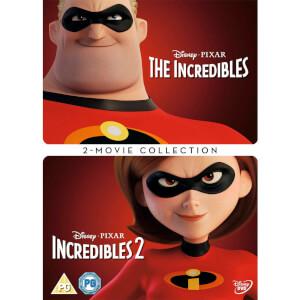 Les Indestructibles 1 et 2