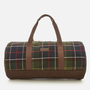 Barbour Men's Hardwick Holdall Bag - Classic Tartan