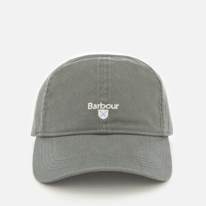 Barbour Men's Cascade Sports Cap - Charcoal Grey