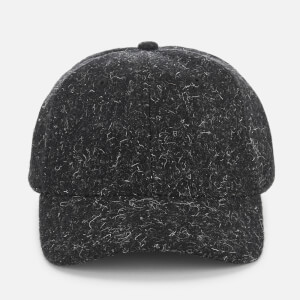 Matthew Miller Men's Melange Wool Cap - Salt and Pepper