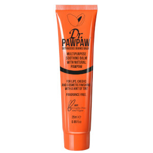 Dr. Paw Paw Tinted Lip Balm - Outrageous Orange