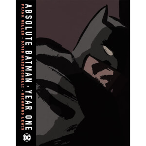 DC Comics Absolute Batman Year One Hardcover