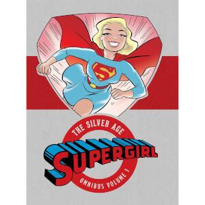 DC Comics Supergirl The Silver Age Omnibus Hardcover Vol. 01