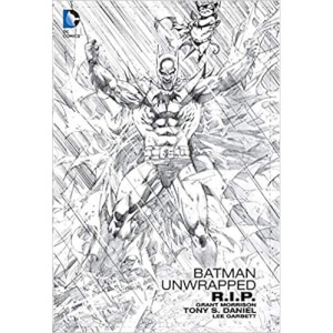DC Comics Batman Rip Unwrapped Hardcover