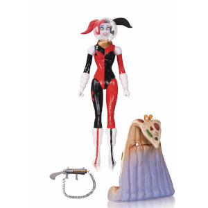 DC Designer Series Conner Spacesuit Harley Quinn Action Figure