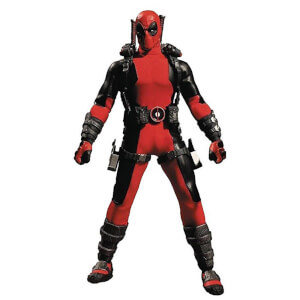 Figurine Deadpool Mezco Échelle 1/12 Collective