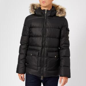 Pyrenex Men's Authentic Jacket Matte Fur - Black