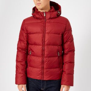 Pyrenex Men's Spoutnic Jacket Matte - Cherry