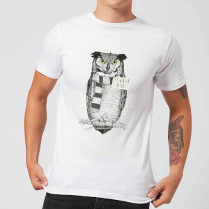 Balazs Solti It's Winter, Bitch! Men's T-Shirt - White