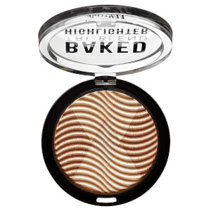 Barry M Cosmetics Tri-Blend Baked Highlighter - Bronze Deco