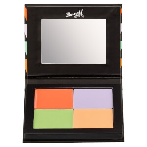 Barry M Cosmetics Colour Correcting Kit -peiteväripaletti