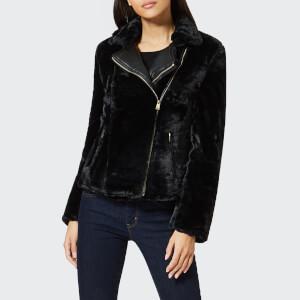 Guess Women's Allegra Jacket - Jet Black