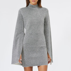 Solace London Women's Alula Dress - Silver