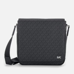 Michael Kors Men's Jet Set Messenger Bag - Black