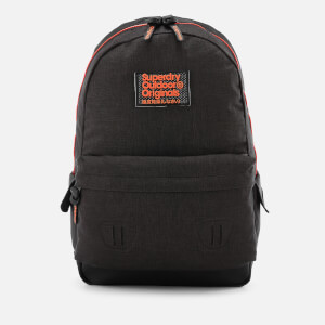 Superdry Men's Fresh International Montana Backpack - Black