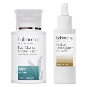 Balance Me Summer Glow Value Kit (Worth £46)
