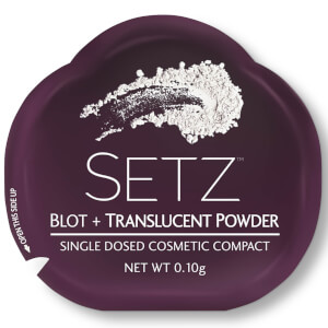 SETZ 3-Pack Blot + Translucent Powder